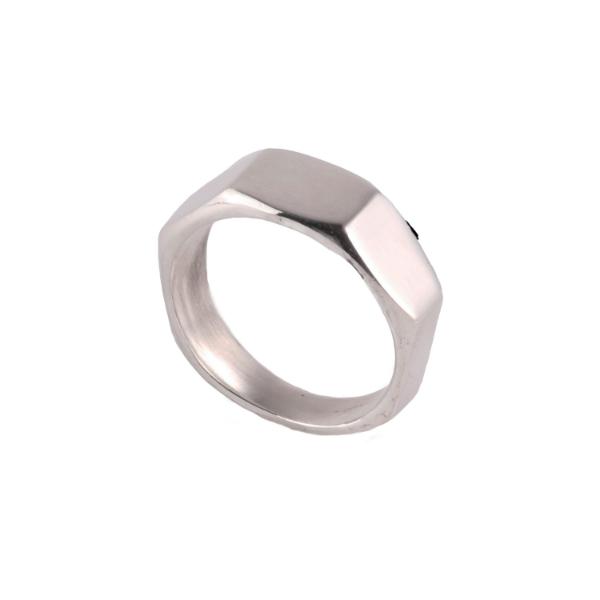 Medium Stripped Nut Ring