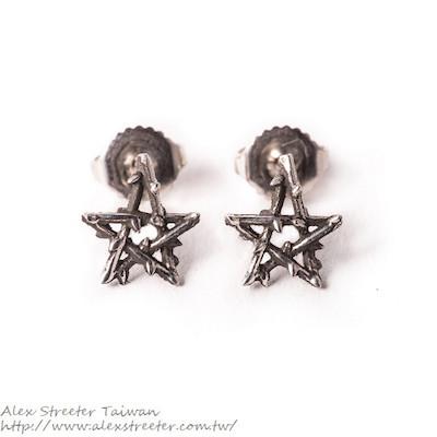 Thorn Star Earrings
