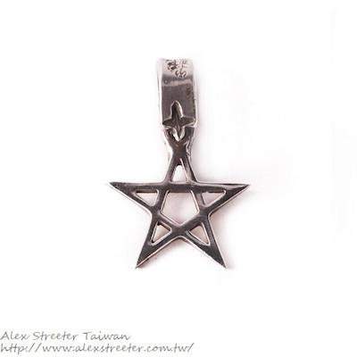 Pentagram Star Pendant