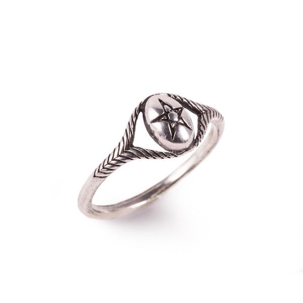 Pagan Priestess Ring - Small