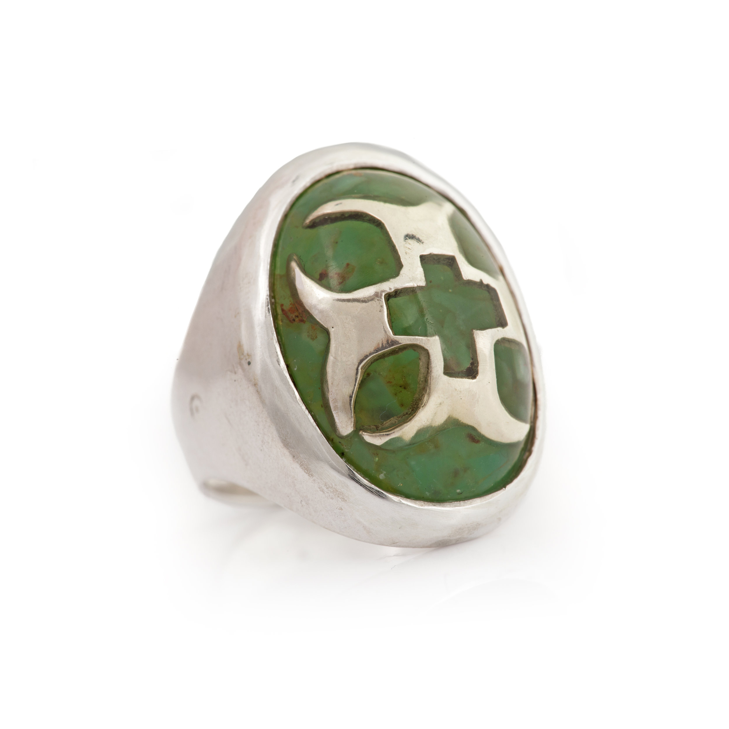 Crusader Ring - 綠玉瓍