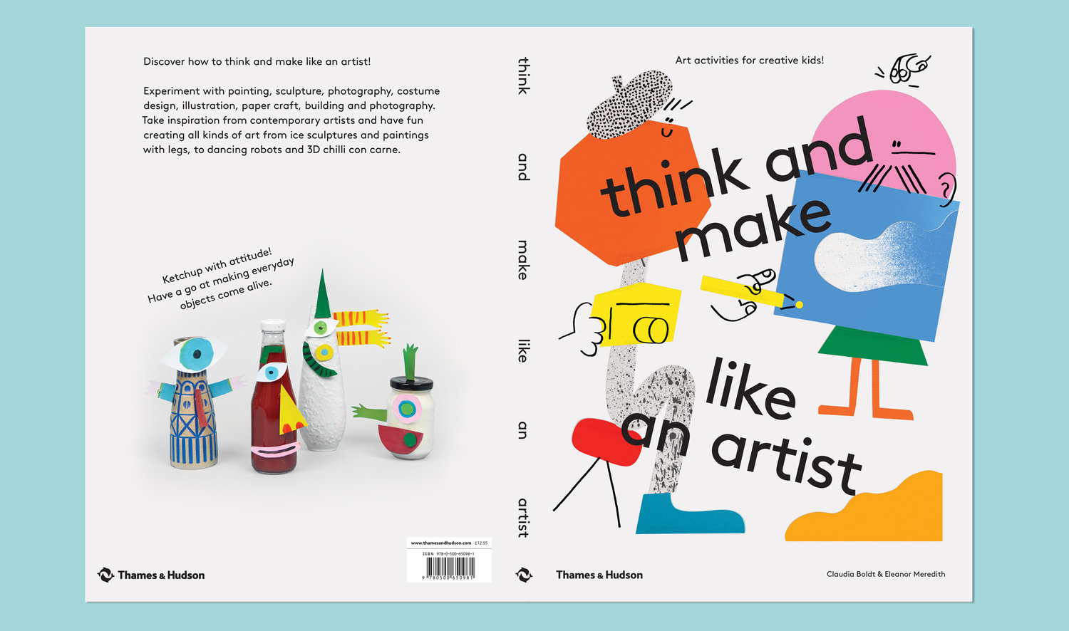 Think and Make _ Eleanor Meredith