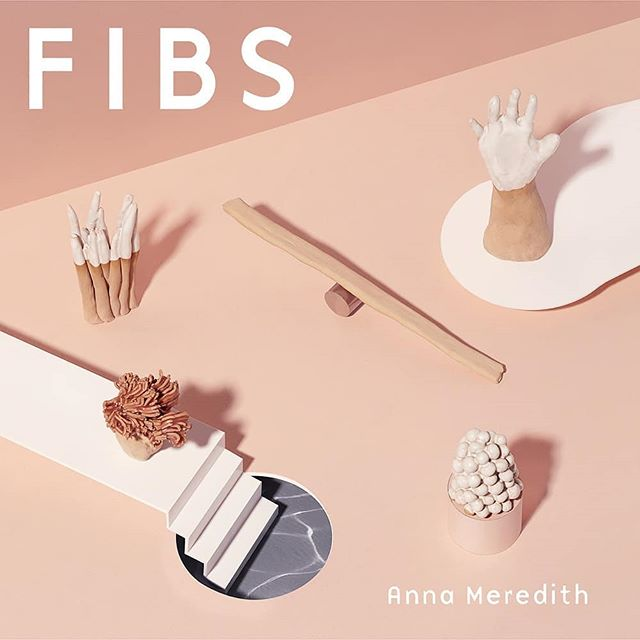 Was so good to collaborate with my studiomates @martina.lang_ (photography/art direction) and Amelie Bonhomme from @the.bon.ton (type) on this cover album artwork for my wonderful and talented sis @annahmeredith 2nd album Fibs... You can pre-order the album now and it is out on the 25th of October. It sounds so good... And the vinyl is white, ooooo.... #fibs #albumoftheyear #ceramic #pottery #handbuiltpottery #whitevinyl