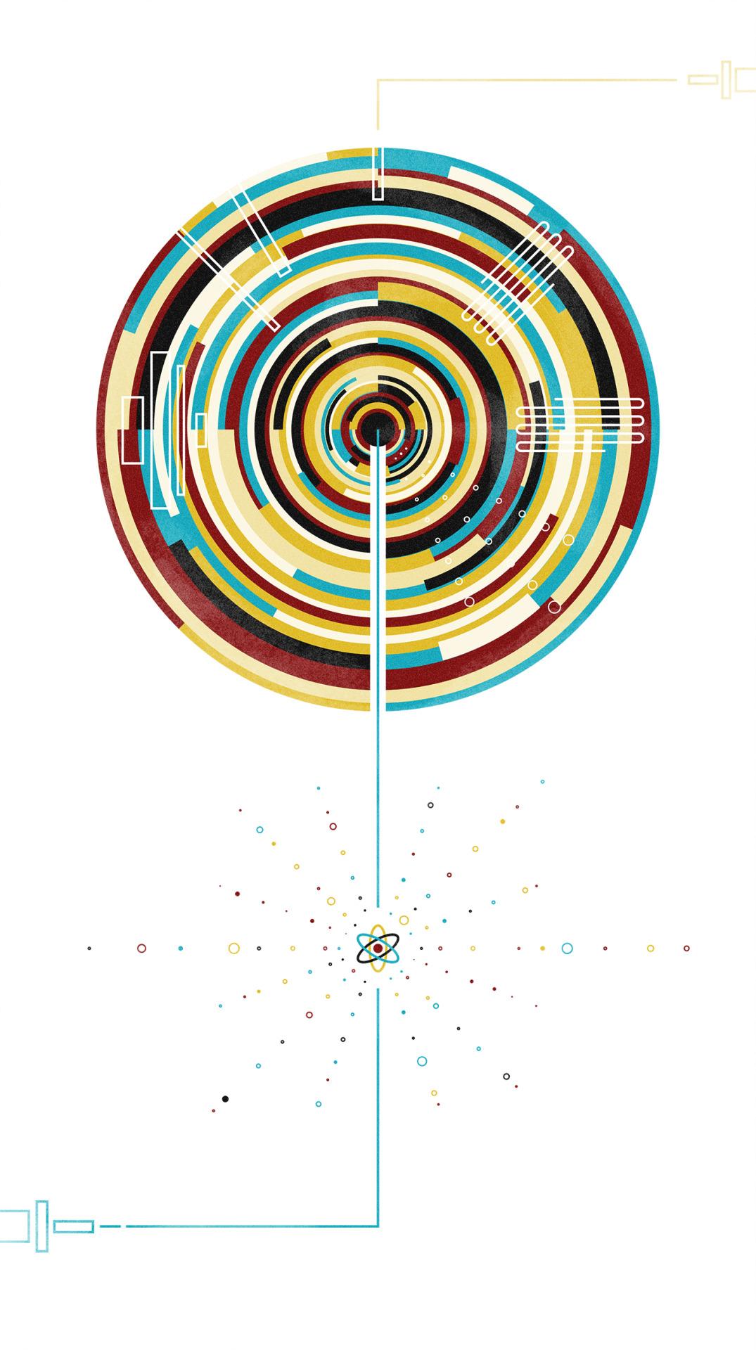 Hadron Collider Detector: Large