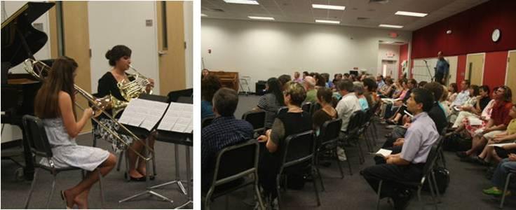 Brevard Chamber Music Seminar   Satellite Academy of Fine Arts, Satellite High School