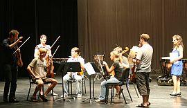 Carducci String Quartet   Brevard Symphony Youth Orchestra