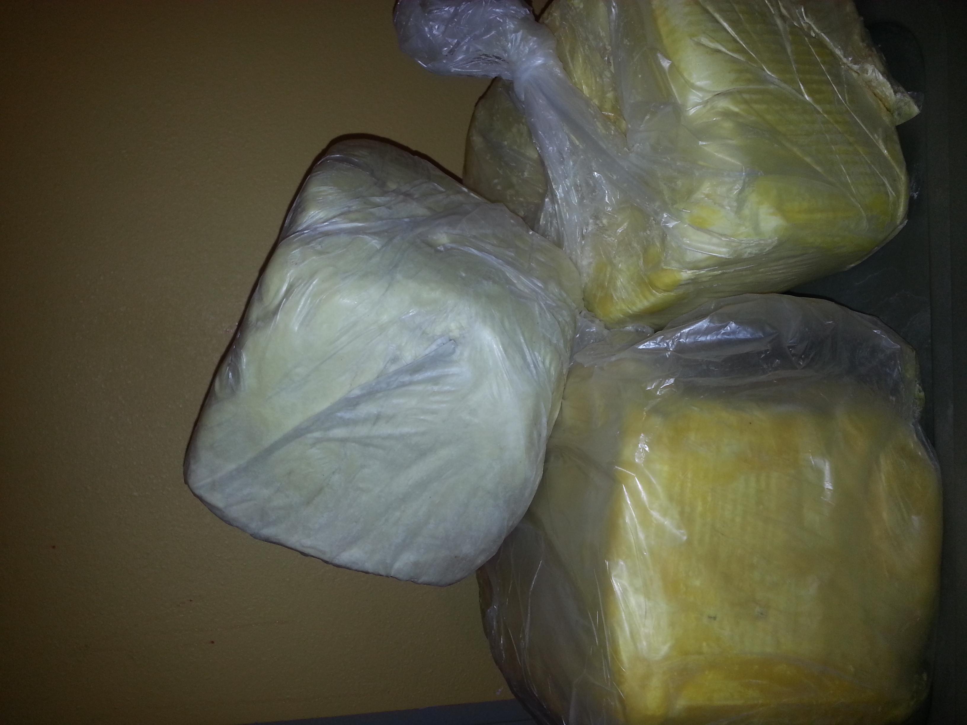 Unrefined Grade A Shea Butter      5lbs minimum      $2.95 per lbs
