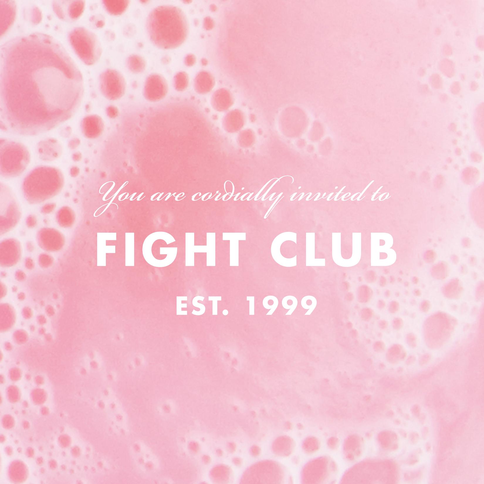 No. 008 / Fight Club