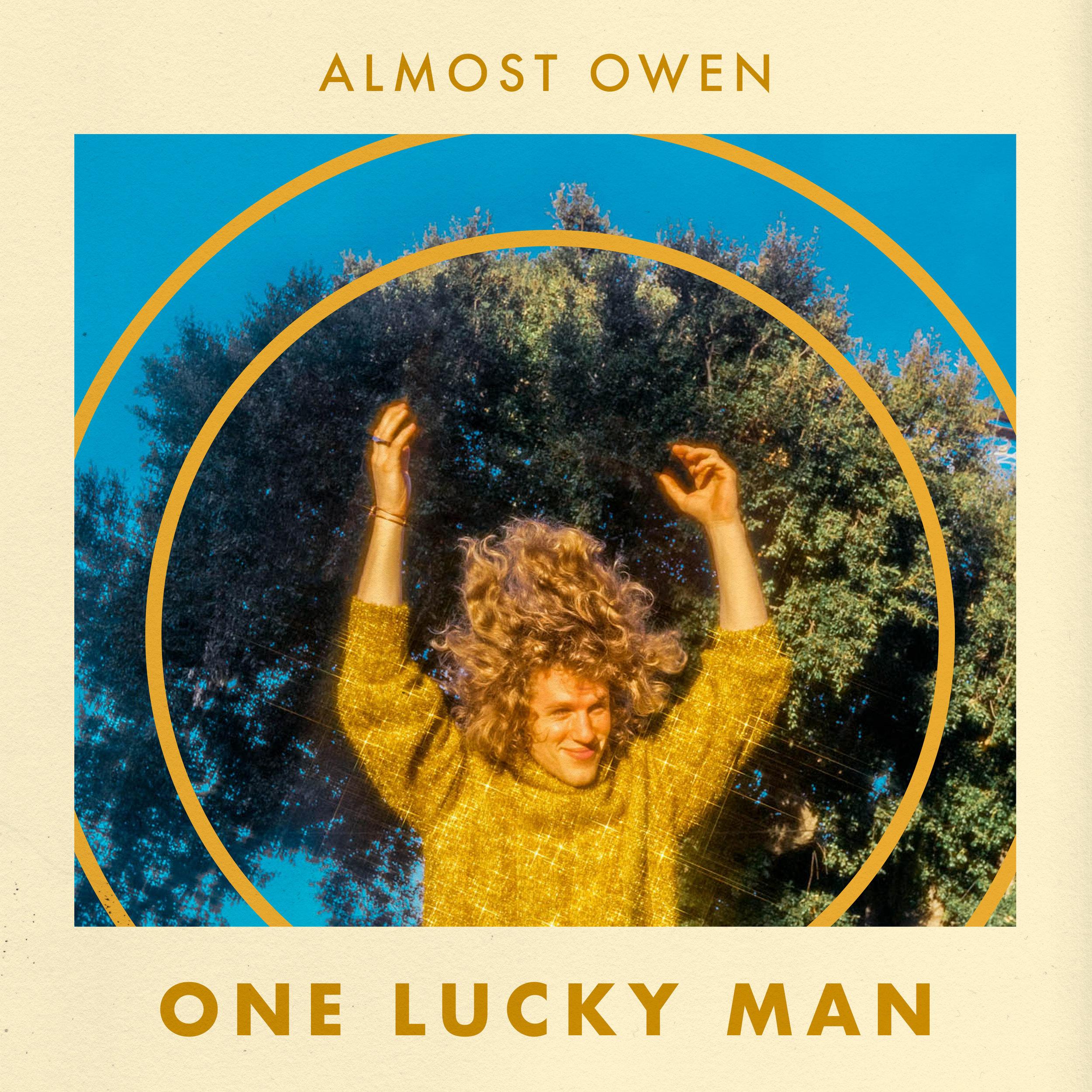 Almost Owen: One Lucky Man artwork