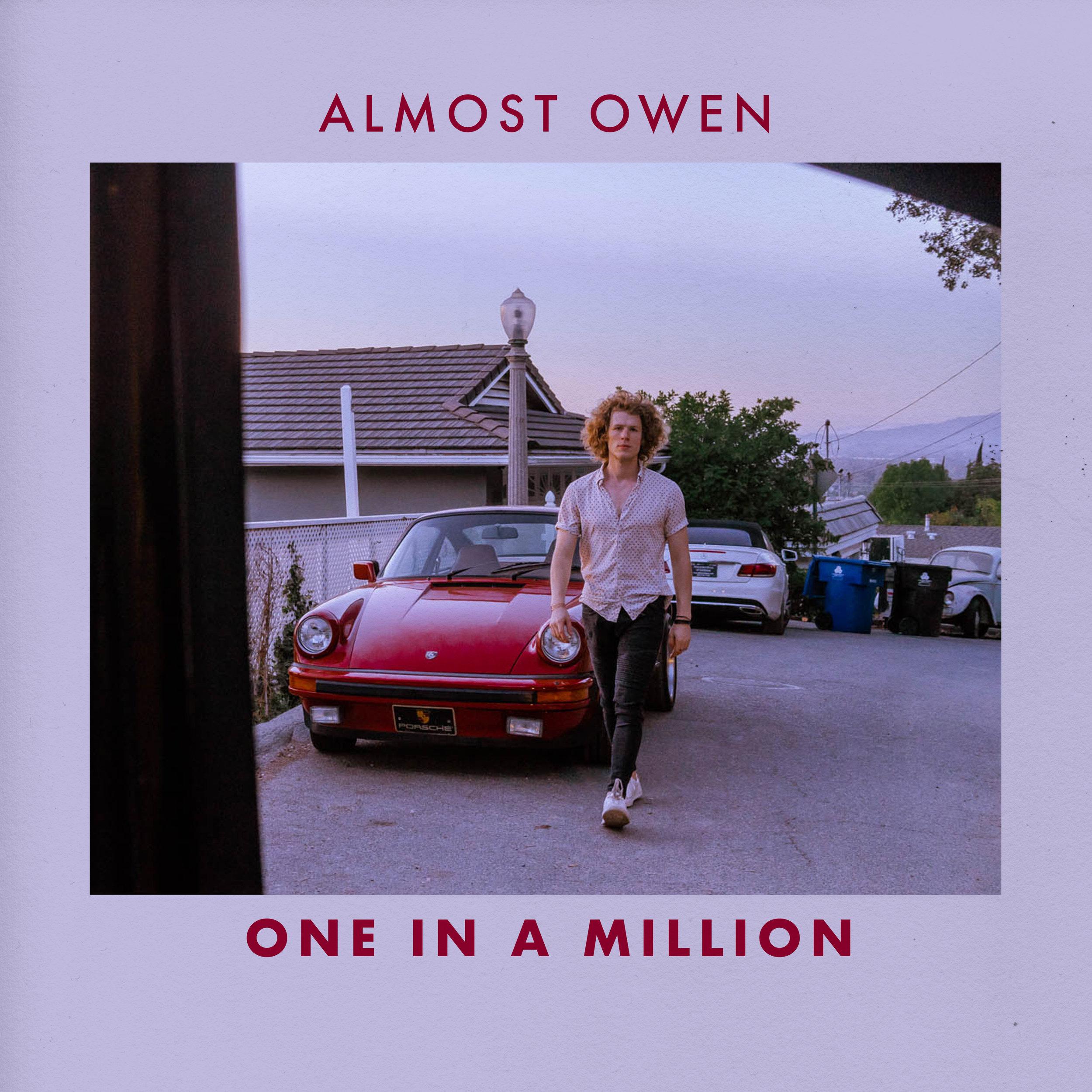 Almost Owen: One in a Million artwork