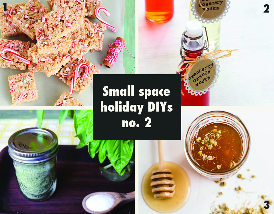 Small space DIY food gifts via Print (Em) Shop
