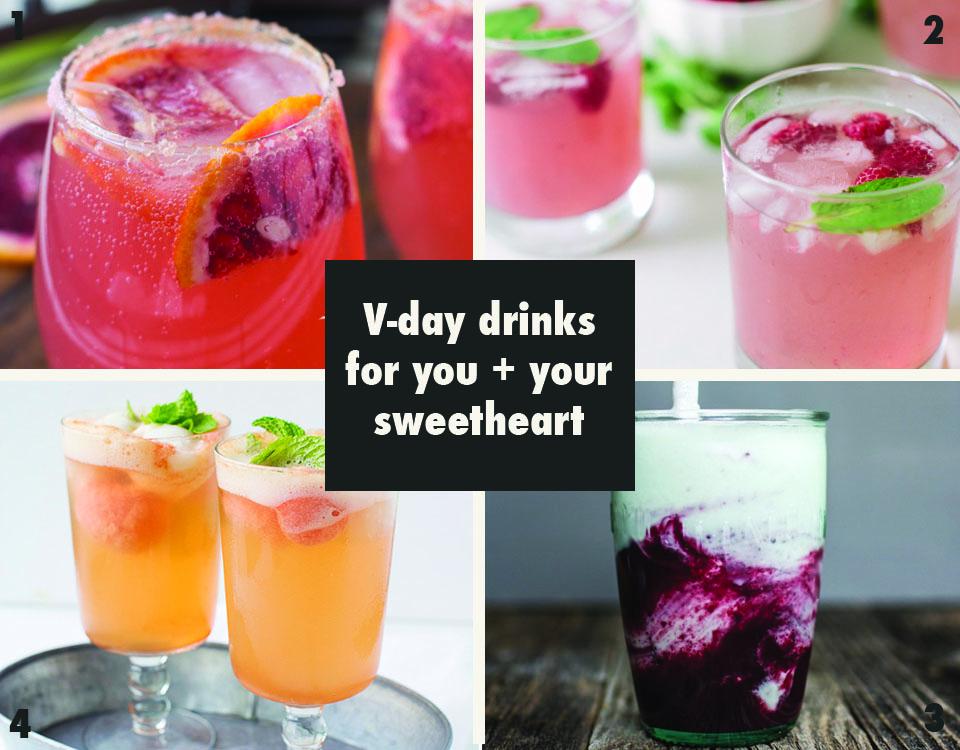 Drinks for V-day // Print (Em) Shop