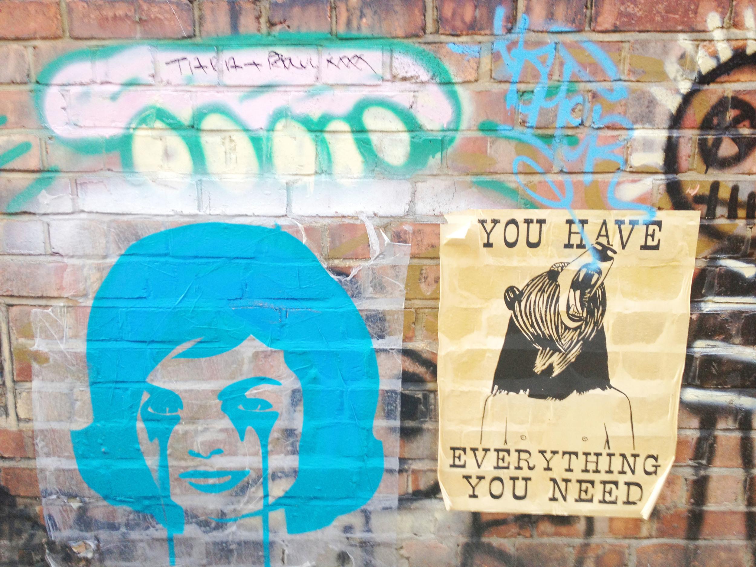 London street art // Print (Em) Shop