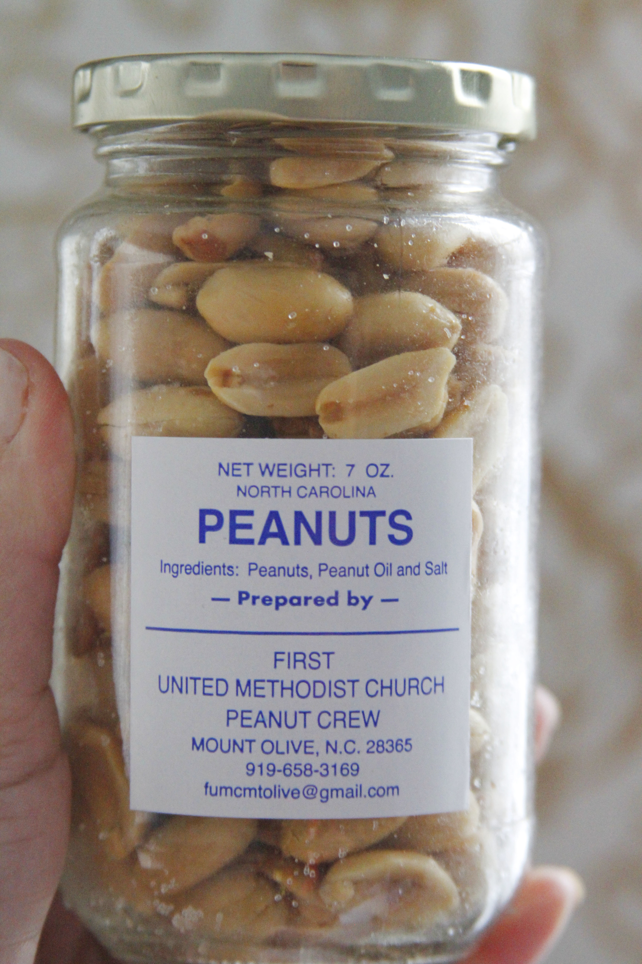 NC Made Peanuts // Print (Em) Shop