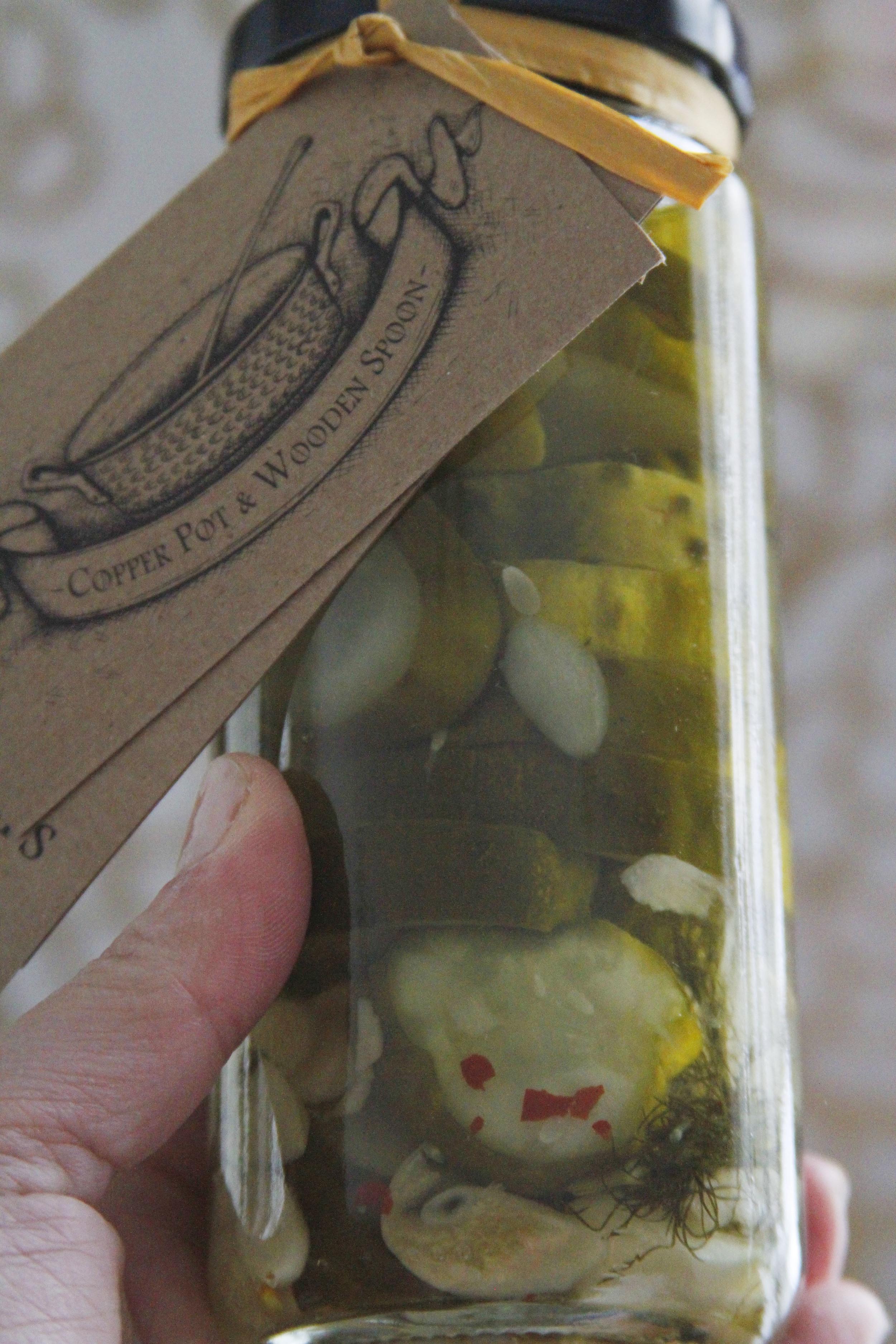 NC Made Pickles // Print (Em) Shop
