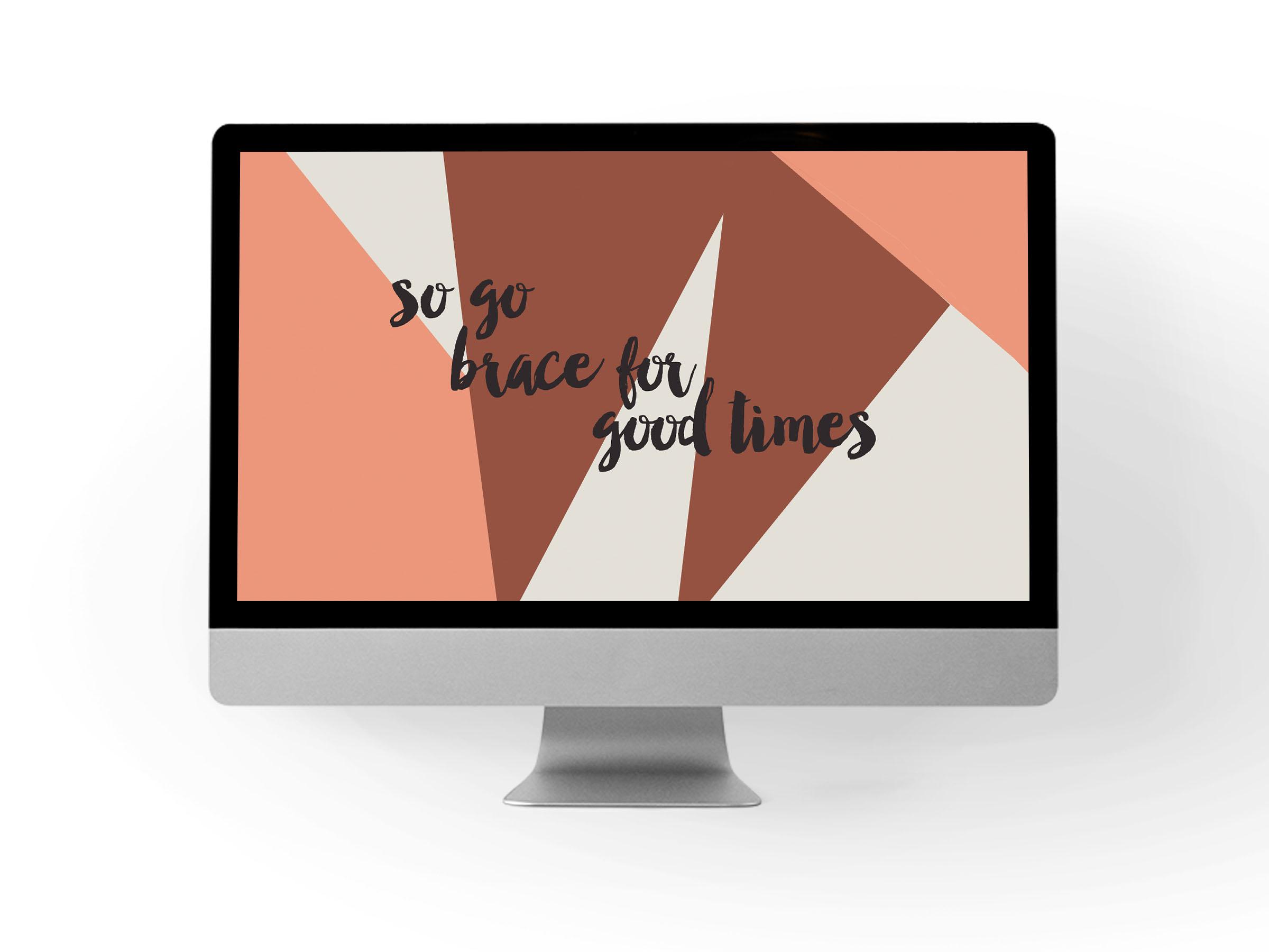 Shakey Graves Desktop Background 1 // Print (Em) Shop