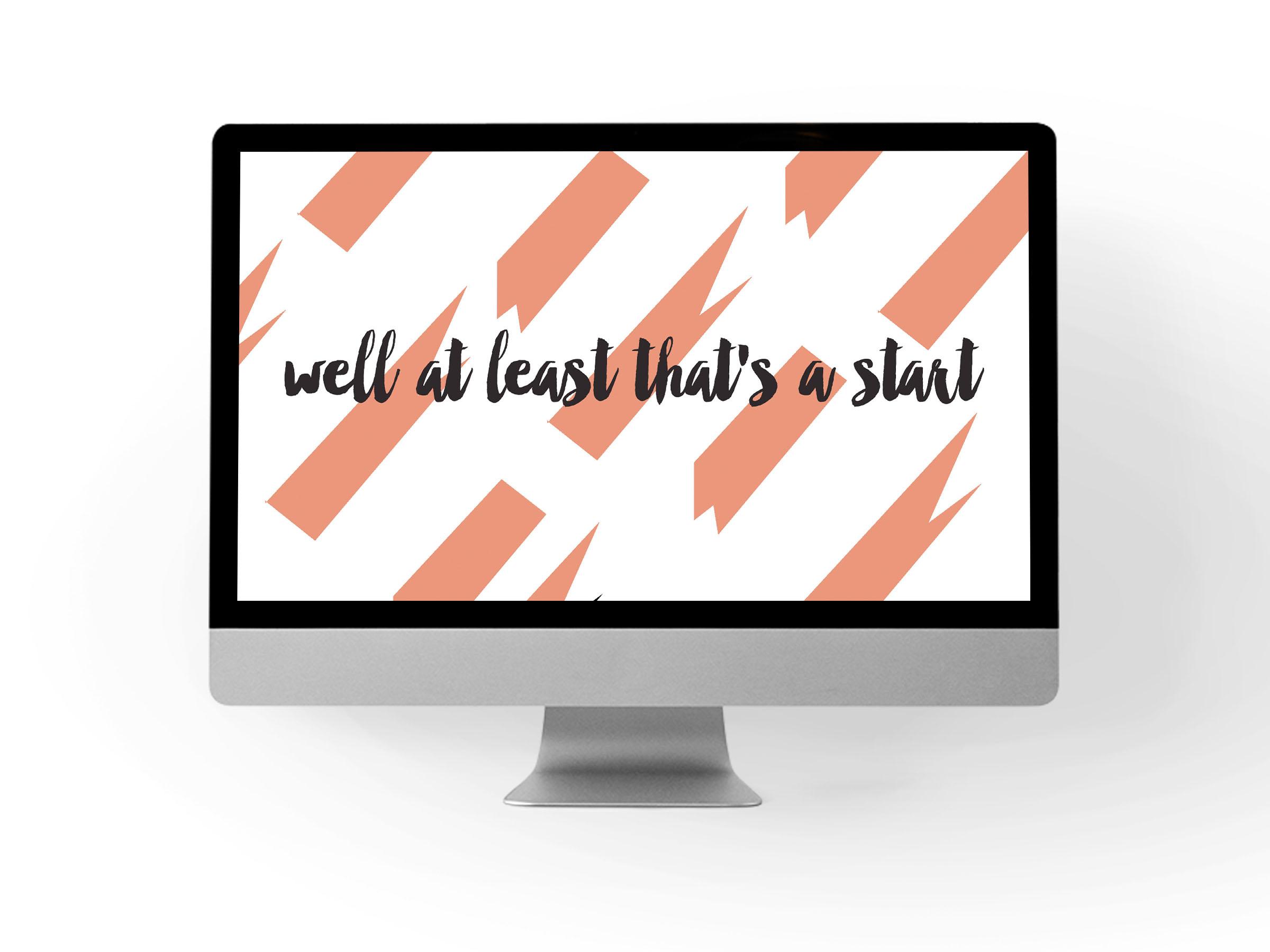 Shakey Graves Desktop Background 3 // Print (Em) Shop