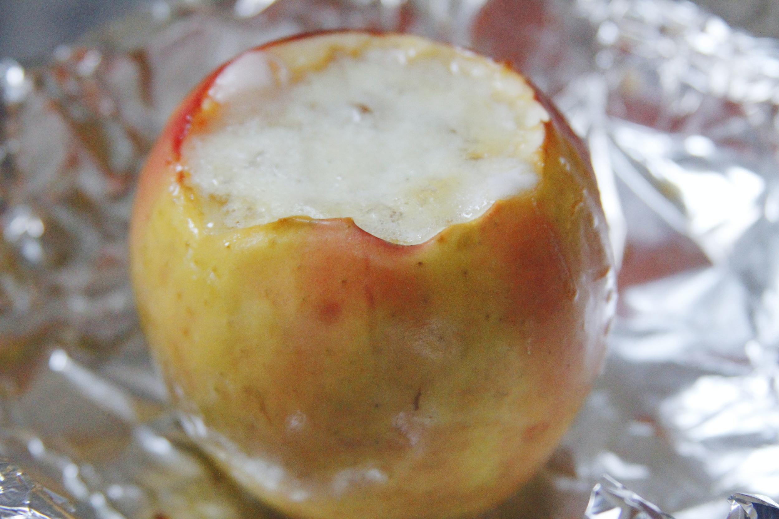S'mores baked apples 4 // print (em) shop