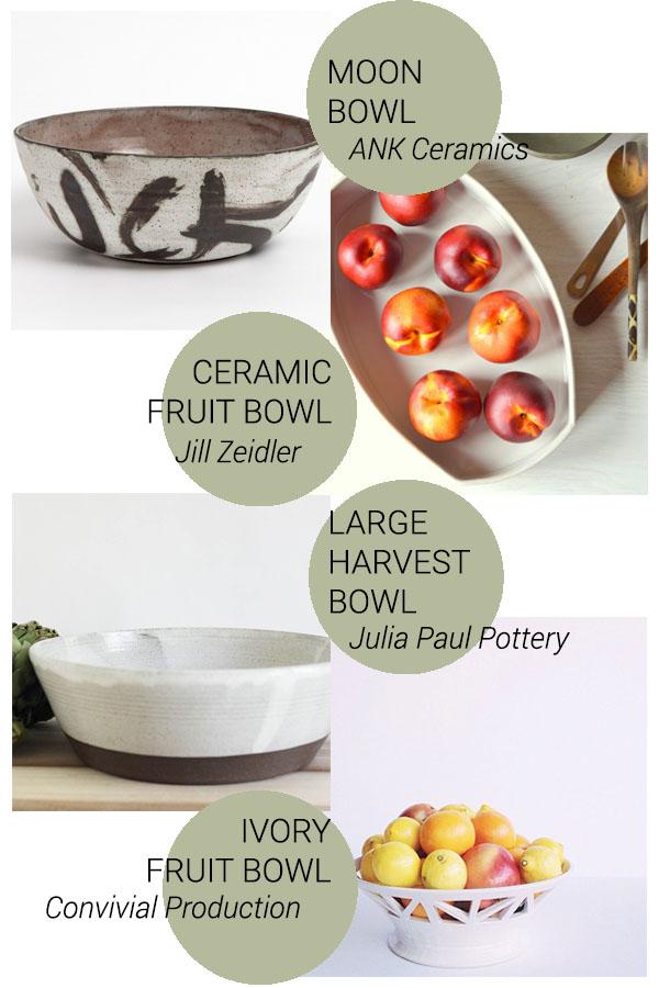 fruit bowl round up