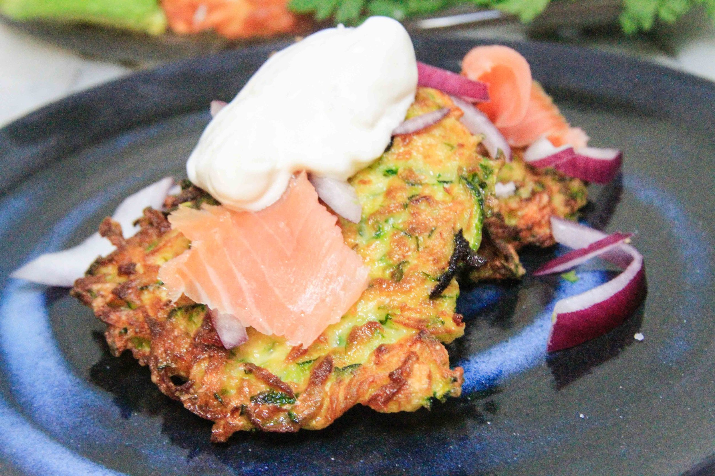 Make your own latke party
