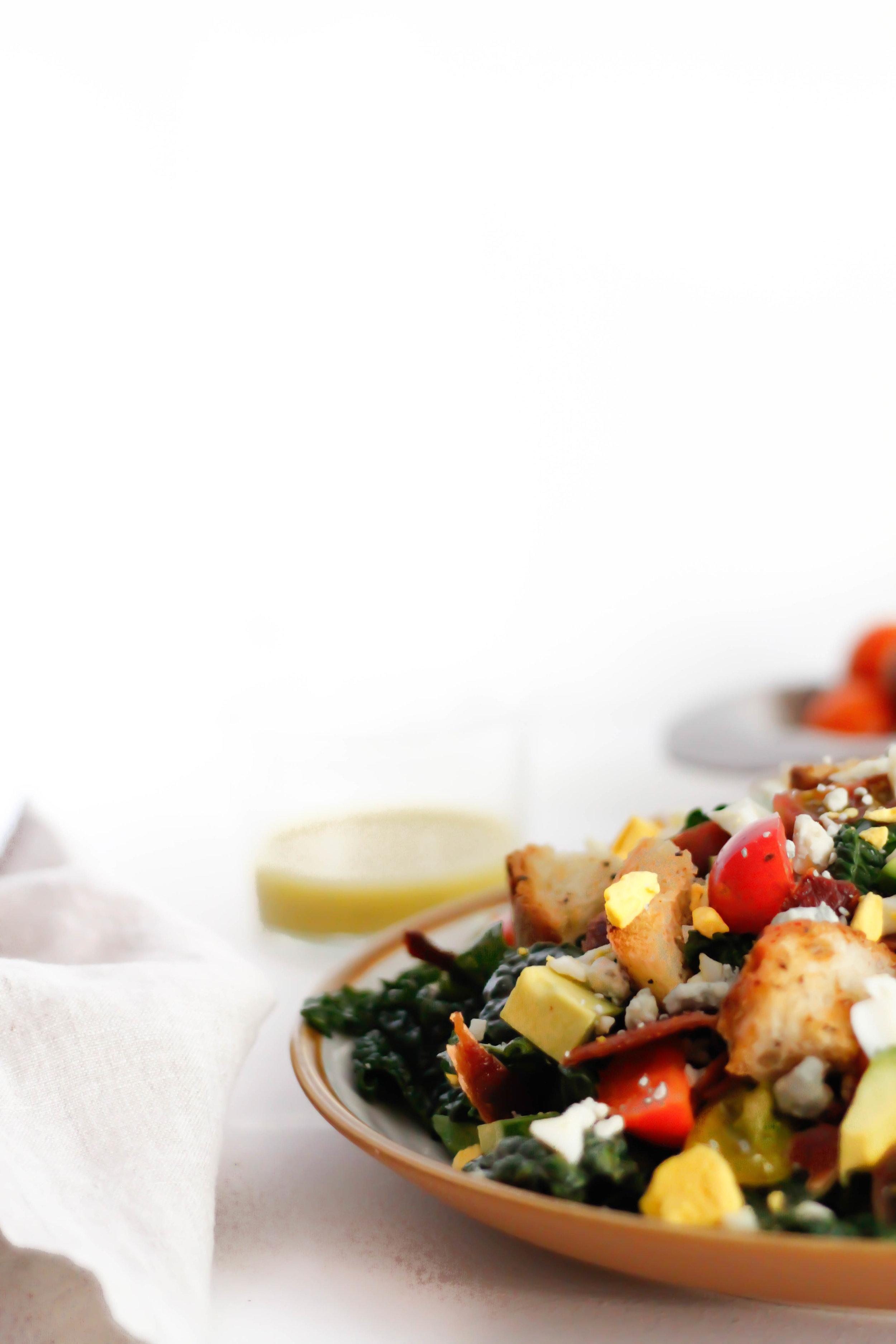 Copy of Kale cobb salad