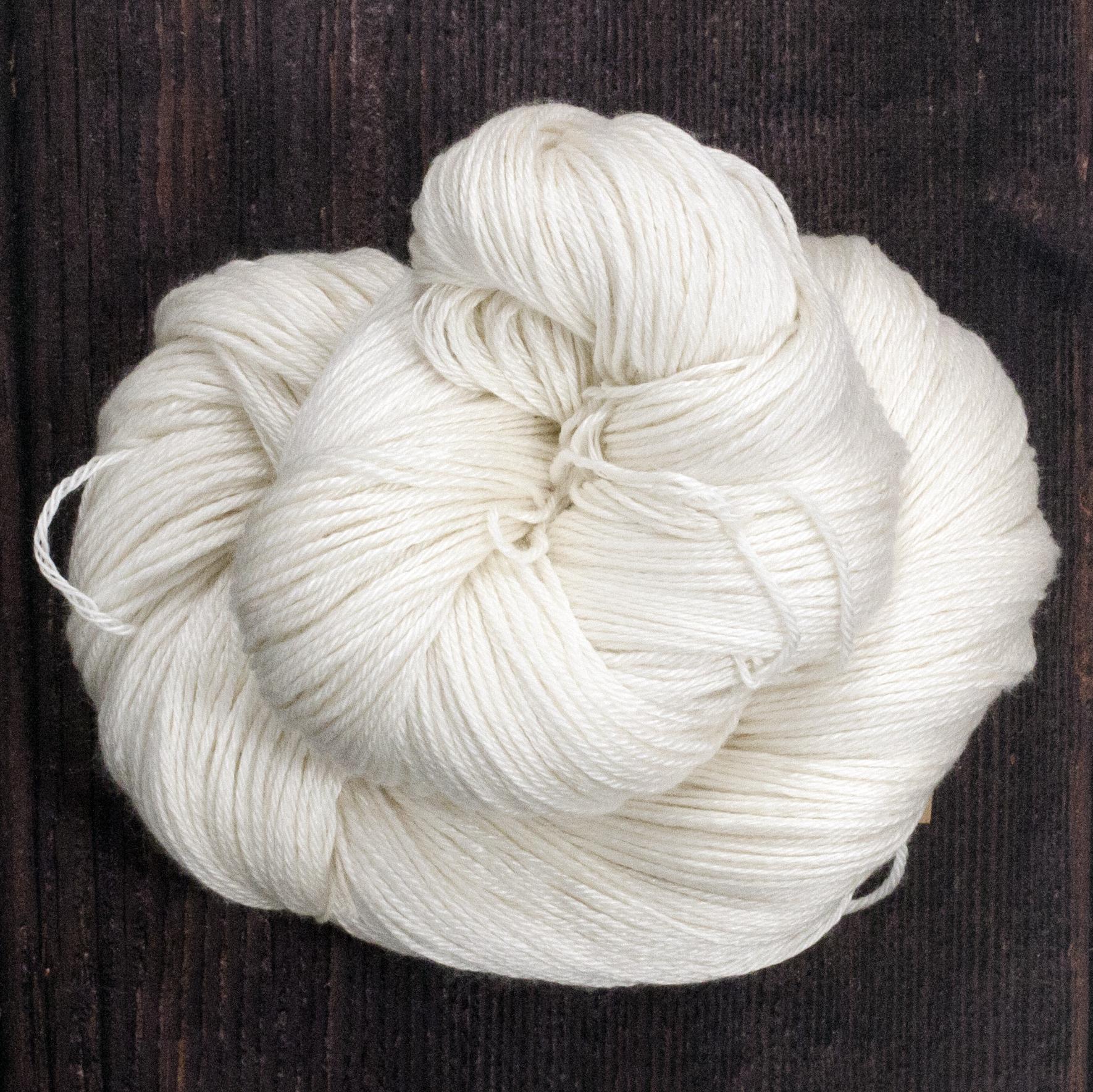 100/% linen yarn undyed 2ply fingering 100gms
