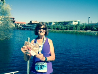 """""""These are absolutely delicious!""""- Jan from Spokane, WA after finishing the Scenic Half Marathon in Sandpoint, Idaho"""