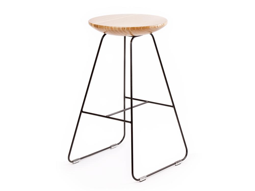 Metal stool base for  Studio Lulo