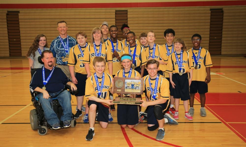 PI State Champion - Robbinsdale/Hopkins/Mound Westonka