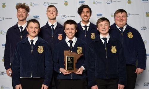 Conduct of Chapter Meetings    Grand Meadow FFA Chapter    Sponsor: Dr. Curt Youngs