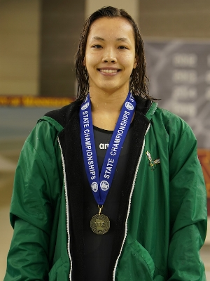 200 Freestyle   Claudia Chang   Edina   Photo Courtesy Of:  MN Prep Photo