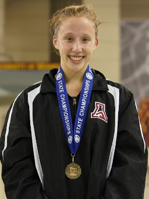 200 Individual Medley   Reese Dehen   Anoka   Photo Courtesy Of:  MN Prep Photo