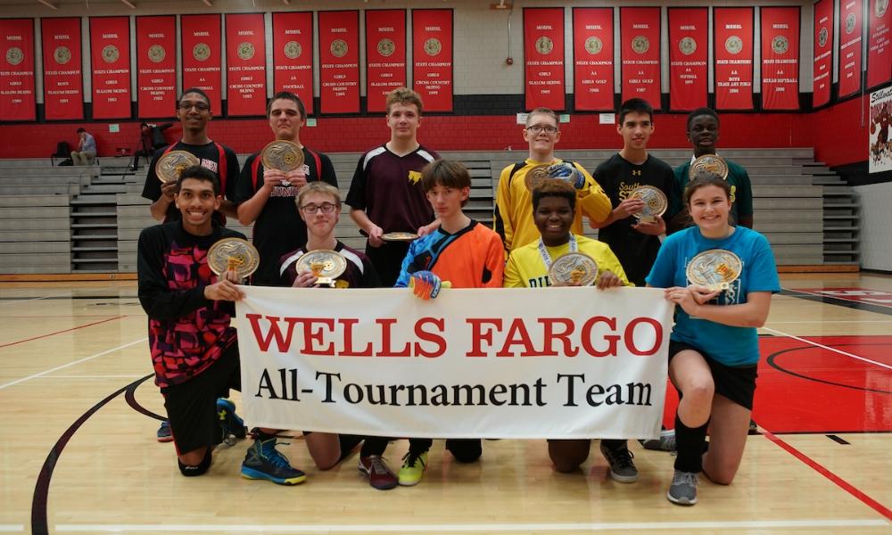 2018-19 CI Division All-Tournament Team