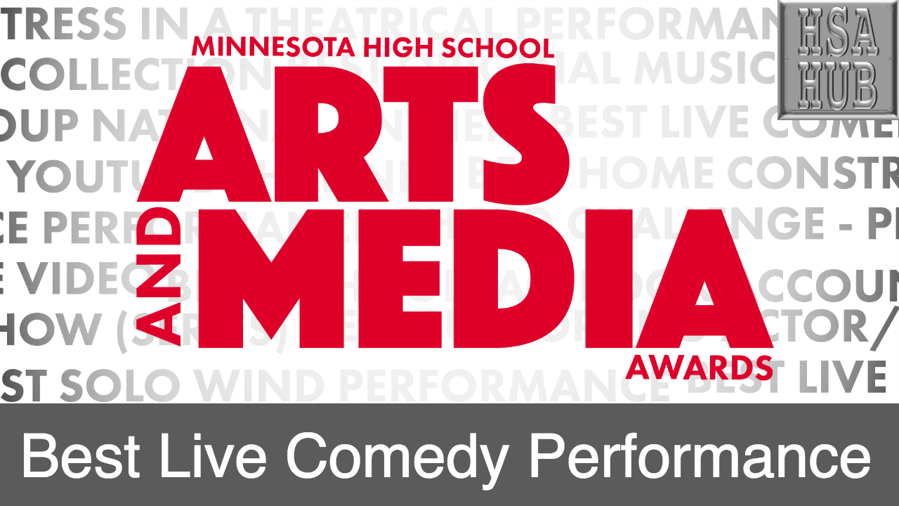 23. Best Comedy Performance    Rules & Guidelines     Sample Video:    Not From Minnesota