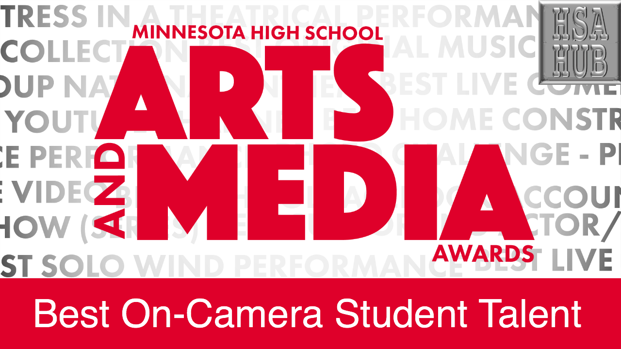 46. Best On-Camera Student Talent   Rules and Guidelines    Sample Video: