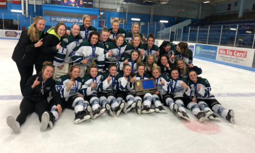 #4 Proctor/Hermantown | Section 7A Champion    Roster  |  Schedule / Results  | Website |  Media Guide    Team Twitter  |  Proctor Twitter  |  Hermantown Twitter  |  Team FB  |  Proctor FB    Duluth News Tribune Story  |  WDIO Video   Quarterfinal result:  W, 3-2 (OT)  vs. Rochester Lourdes  Semifinal result:  L, 2-5  vs. Warroad