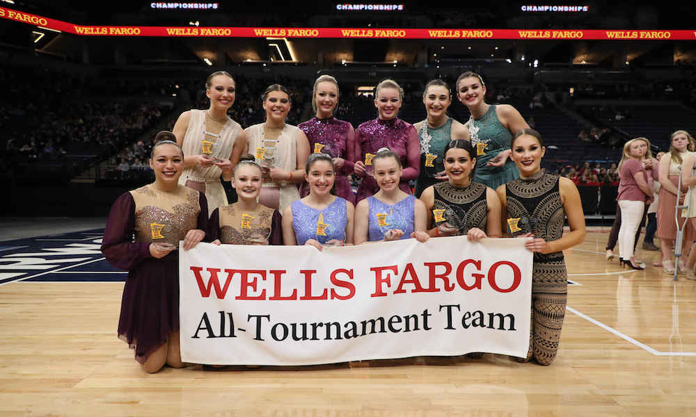 2018-19 Class A Jazz All-Tournament Team    Names of team Members:    Photo Credit:    MN Prep Photo