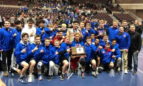 #2 Simley  |  Section 1AA Champion   Roster  |  Schedule / Results  |  Website    Team Twitter  |  School Twitter  | Students Twitter | Team FB | School FB   Spartan News Story