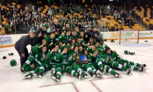 #5  Greenway/Nashwauk-Keewatin  | Section 7A Champion    Roster  |  Schedule / Results  | Website |  Media Guide    Team Twitter  |  Athletics Twitter  |  School Twitter  | Students Twitter |  Team FB  |  School FB    Duluth News Tribune Story  |  WDIO Story   Quarterfinal result:  W, 6-4  vs. Delano  Semifinal result:  W, 3-2 (OT)  vs. Mahtomedi