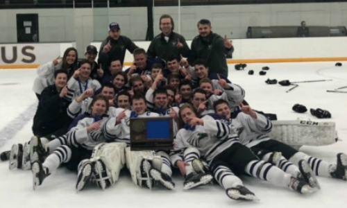 New Ulm | Section 3A Champion    Roster  |  Schedule / Results  | Website |  Media Guide    Team Twitter  |  School Twitter  |  Students Twitter  |  Team FB  |  School FB    New Ulm Journal Story  |  KEYC Video   Quarterfinal result:  L, 0-6  vs. Mahtomedi  Consolation Semifinal result:  L, 1-2  vs. Delano