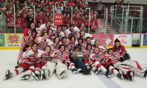 North Branch | Section 5A Champion    Roster  |  Schedule / Results  | Website |  Media Guide    Team Twitter  |  School Twitter  |  Students Twitter  | Team FB |  School FB   Quarterfinal result:  L, 0-7  vs. St. Cloud Cathedral  Consolation Semifinal result:  W, 5-2  vs. Minnesota River