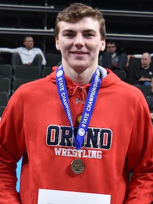Class AA 220 Champion   Danny Striggow  Orono