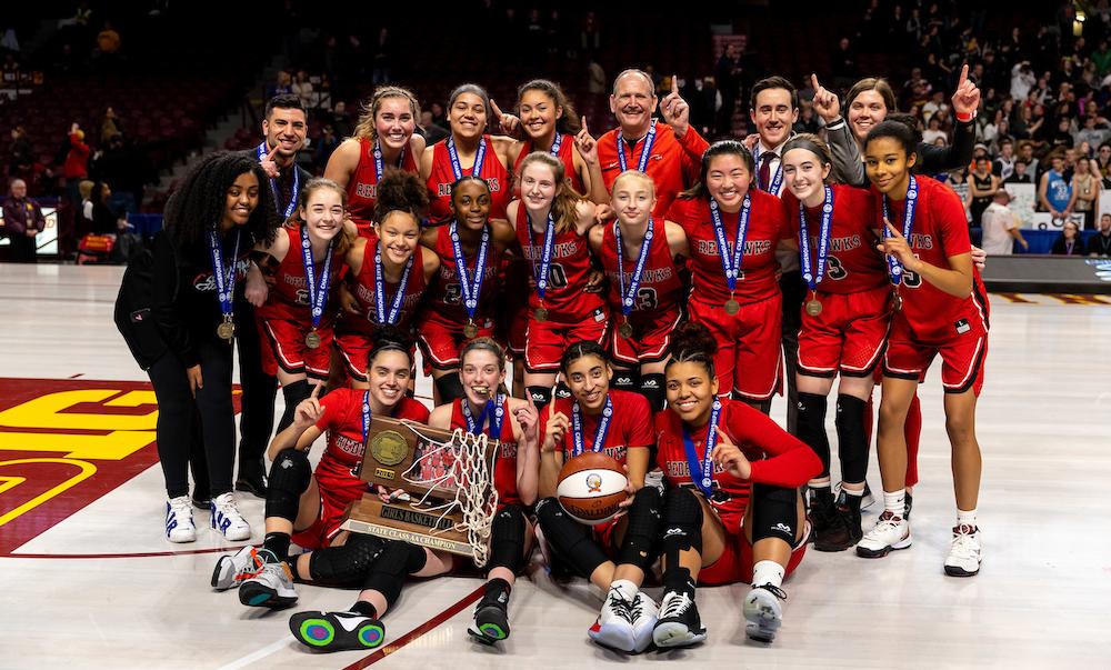 Names of team members   Photo credit:  MN Prep Photo