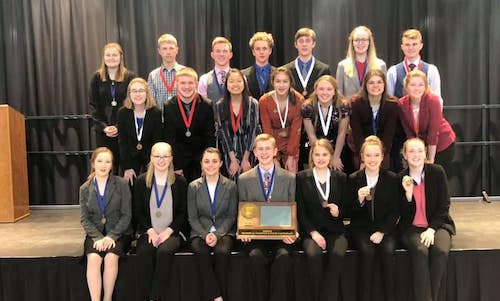 Cannon Falls | Section 1A Champion |    Section 1A Team & Individual Results    Team Twitter |  School Twitter  | Students Twitter | Team FB |  School FB  | Website