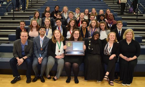 Mounds Park Academy | Section 4A Champion |    Section 4A Team & Individual Results    Team Twitter |  School Twitter  | Students Twitter | Team FB |  School FB  | Website