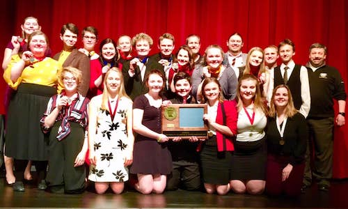 Eveleth-Gilbert  | Section 7A Champion |    Section 7A Team & Individual Results    Team Twitter |  School Twitter  | Students Twitter | Team FB |  School FB  |  Website