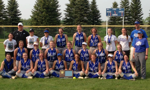 #1 New York Mills | Section 6A Champion   Roster  |  Schedule / Results  | Website |  Media Guide   Team Twitter |  School Twitter  |  Facebook Fan Page  | Team FB |  School FB   Quarterfinal Result:  W, 6-1  vs. South Ridge  Semifinal Result:  L, 4-8  vs. Badger/Greenbush-Middle River