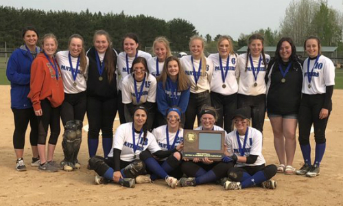 South Ridge | Section 7A Champion   Roster  |  Schedule / Results  | Website |  Media Guide   Team Twitter |  School Twitter  | Students Twitter | Team FB |  School FB    Duluth News Tribune Story   Quarterfinal Result:  L, 1-6  vs. New York MIlls  Semifinal Result:  L, 0-11  vs. Waterville-Elysian-Morristown
