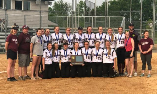 #1 Norwood-Young America | Section 5AA Champion   Roster  |  Schedule / Results  |  Website  |  Media Guide    Team Twitter  | School Twitter | Students Twitter |  Team FB  |  School FB   Quarterfinal Result:  W, 14-1  vs. Esko  Semifinal Result:  W, 9-5  vs. Thief River Falls