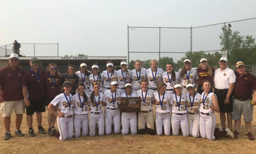 #1 Forest Lake | Section 7AAAA Champion   Roster  |  Schedule / Results  |  Website  |  Media Guide   Team Twitter |  School Twitter  |  Students Twitter  |  Team FB  |  School FB   Quarterfinal Result:  W, 5-0  vs. St. Michael-Albertville  Semifinal Result:  L, 1-9  vs. Stillwater